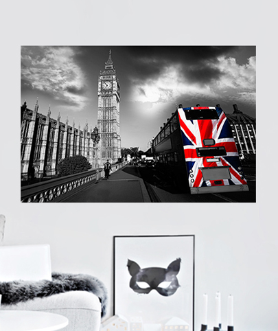 vinilos decorativo Big Ben