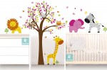 vinilo-lovely-animal-tree2